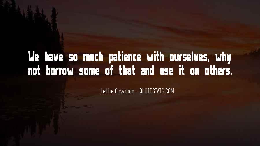 Lettie Cowman Quotes #115473