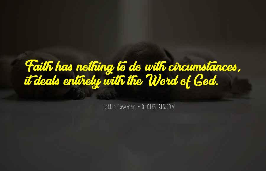 Lettie Cowman Quotes #1160588