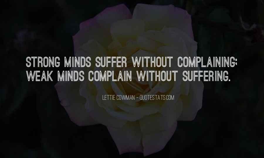 Lettie Cowman Quotes #1406919