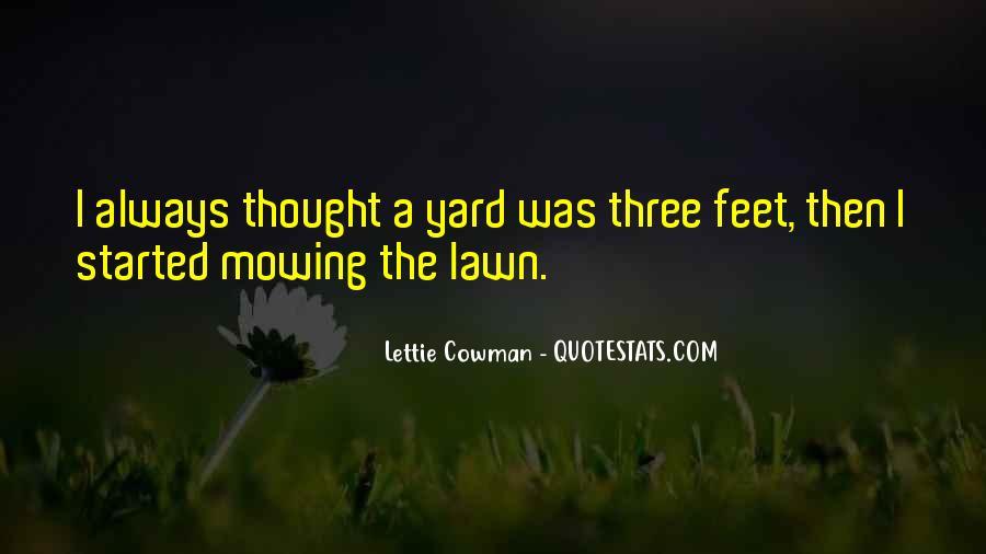 Lettie Cowman Quotes #1795836
