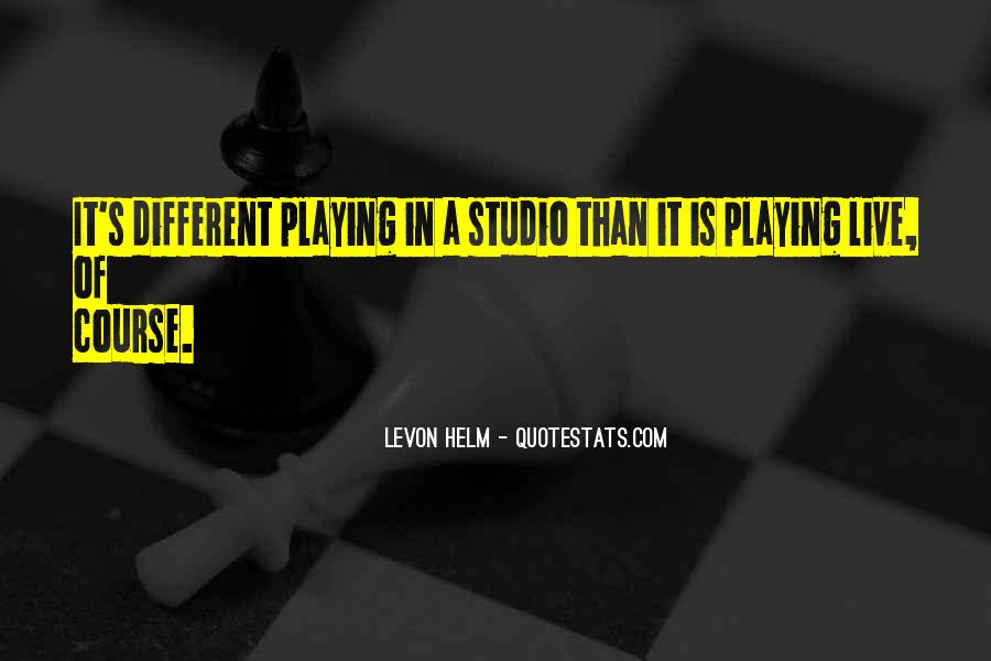 Levon Helm Quotes #1144137