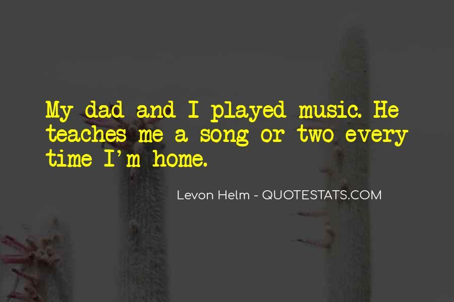 Levon Helm Quotes #1217953