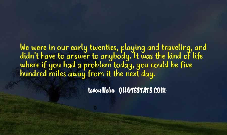 Levon Helm Quotes #153149