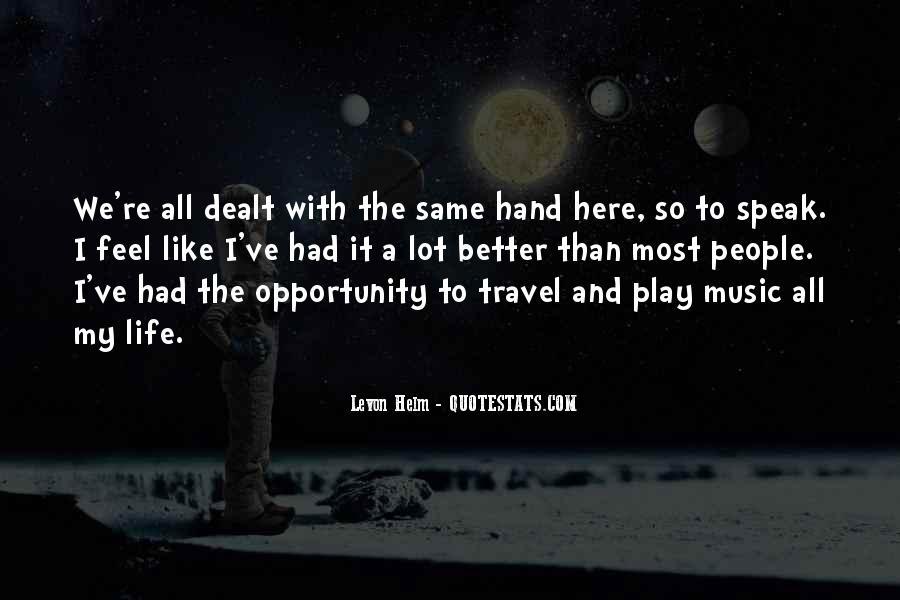 Levon Helm Quotes #211018
