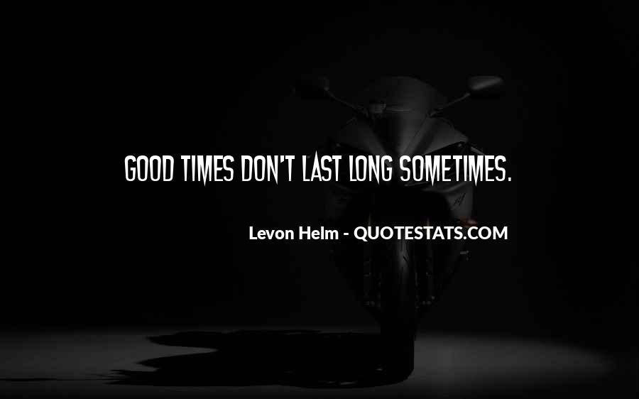 Levon Helm Quotes #248350