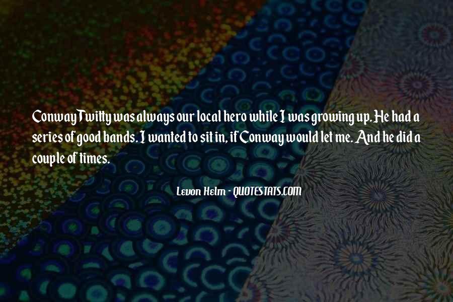 Levon Helm Quotes #329388