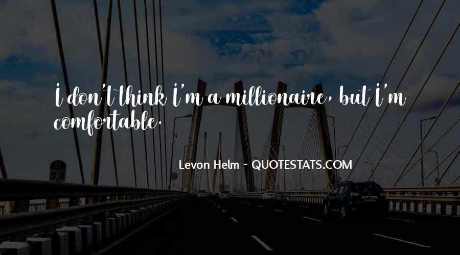 Levon Helm Quotes #413712