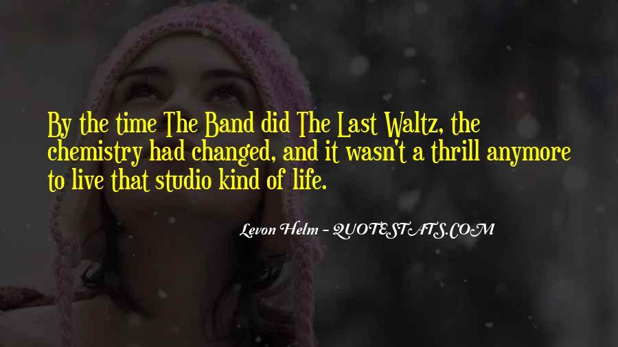 Levon Helm Quotes #53917