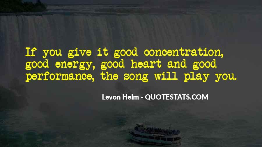 Levon Helm Quotes #619687