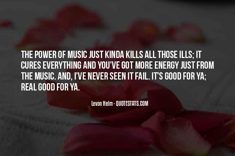 Levon Helm Quotes #634698