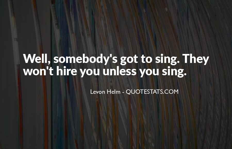 Levon Helm Quotes #802602