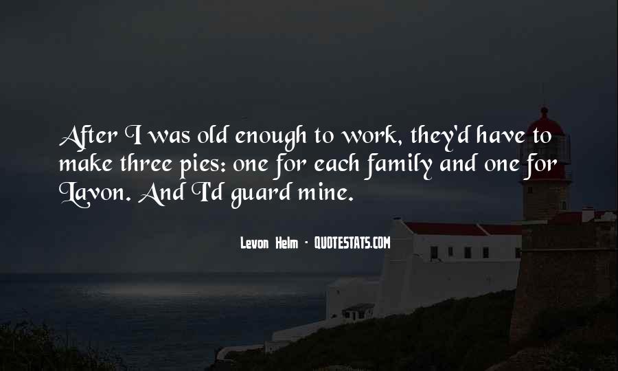 Levon Helm Quotes #861894