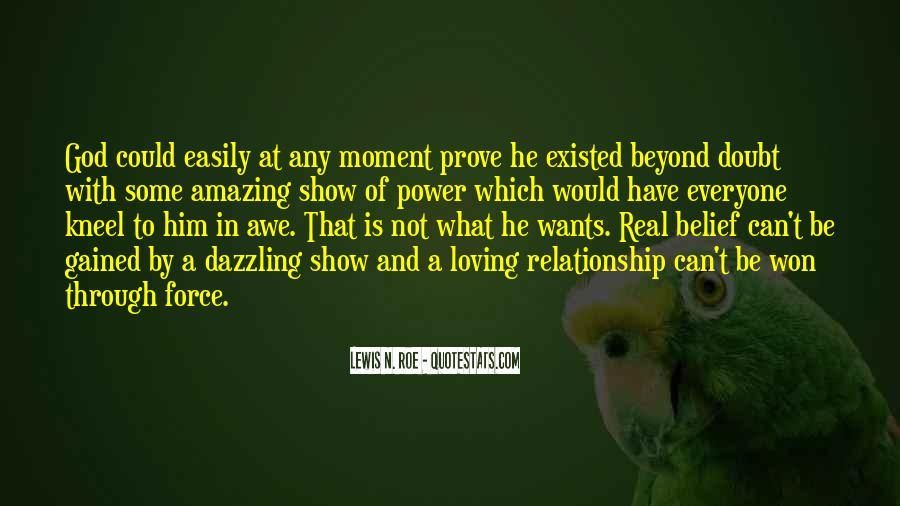 Lewis N. Roe Quotes #427918