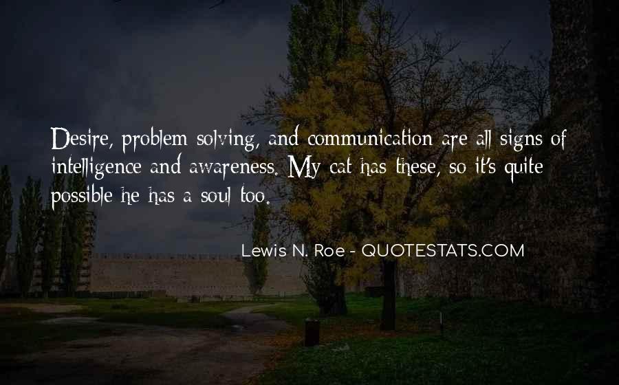 Lewis N. Roe Quotes #619327