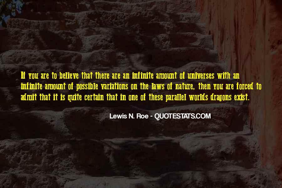 Lewis N. Roe Quotes #918028