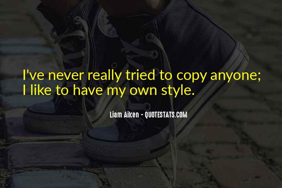 Liam Aiken Quotes #147690