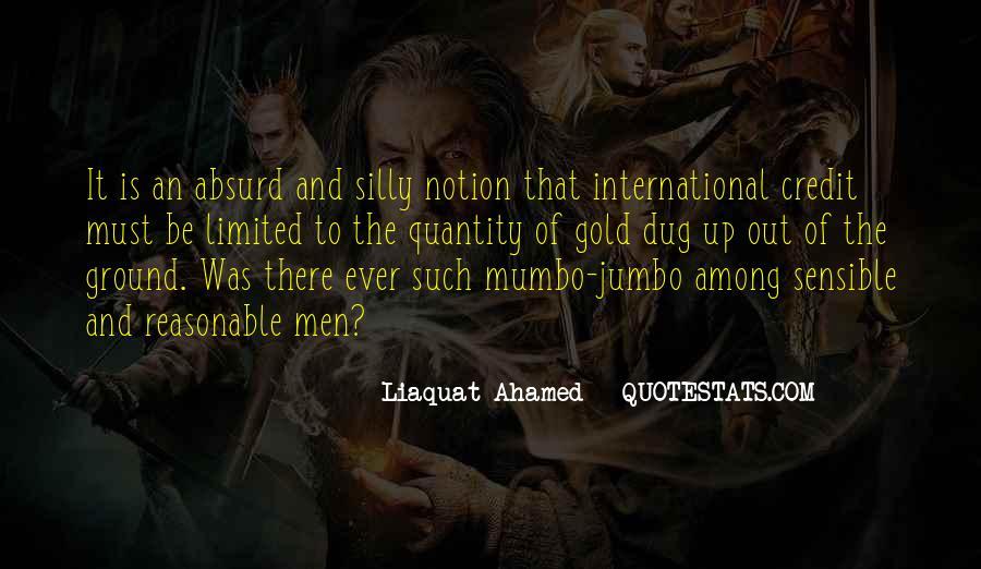 Liaquat Ahamed Quotes #1586207