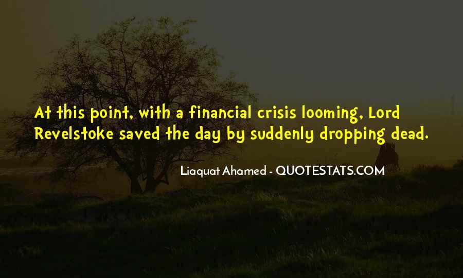 Liaquat Ahamed Quotes #326229