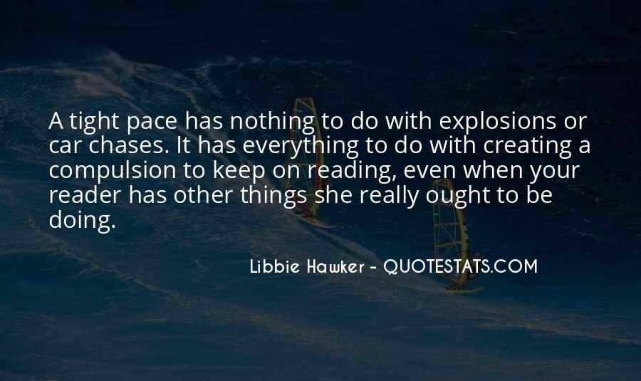 Libbie Hawker Quotes #151179