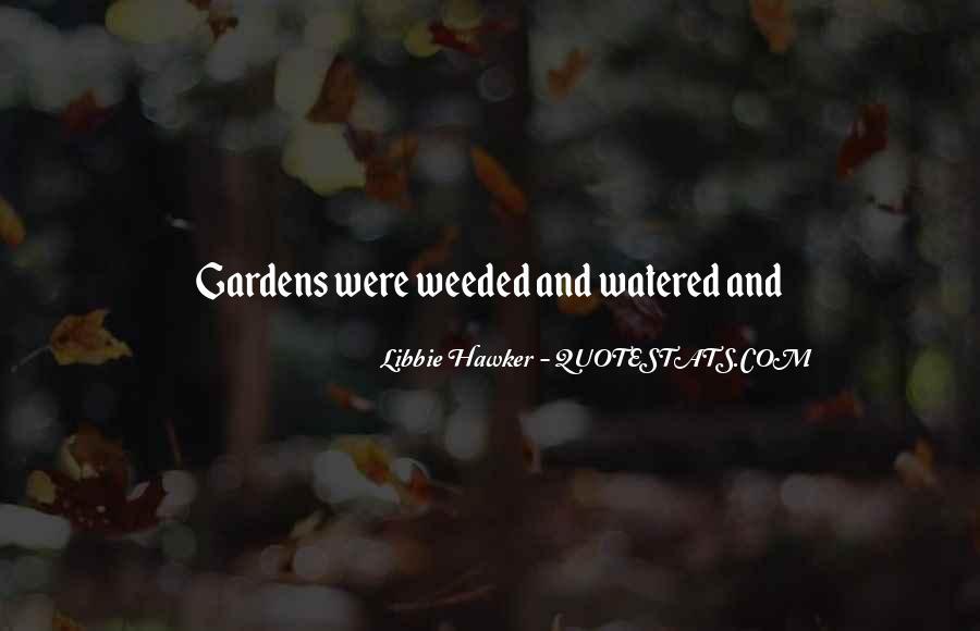 Libbie Hawker Quotes #152023