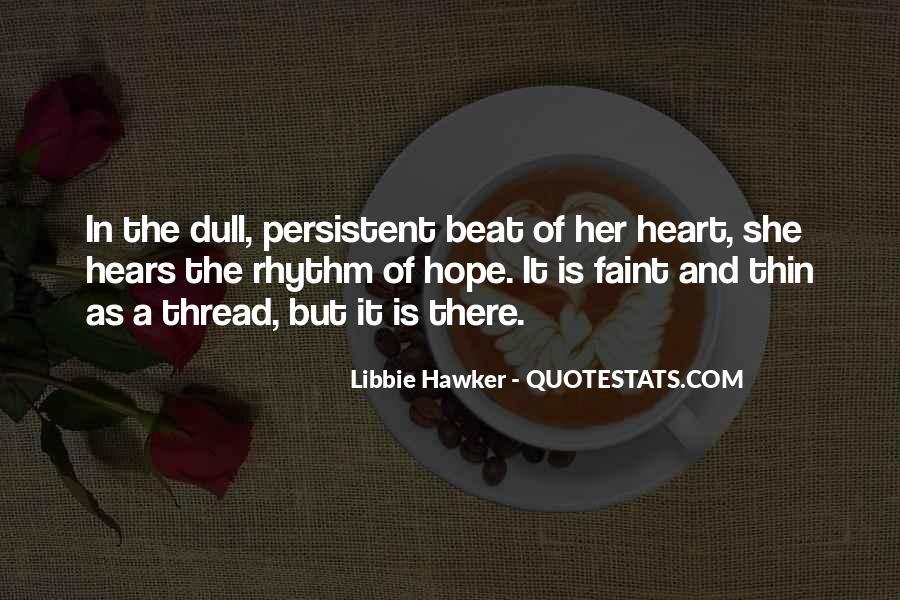 Libbie Hawker Quotes #387813