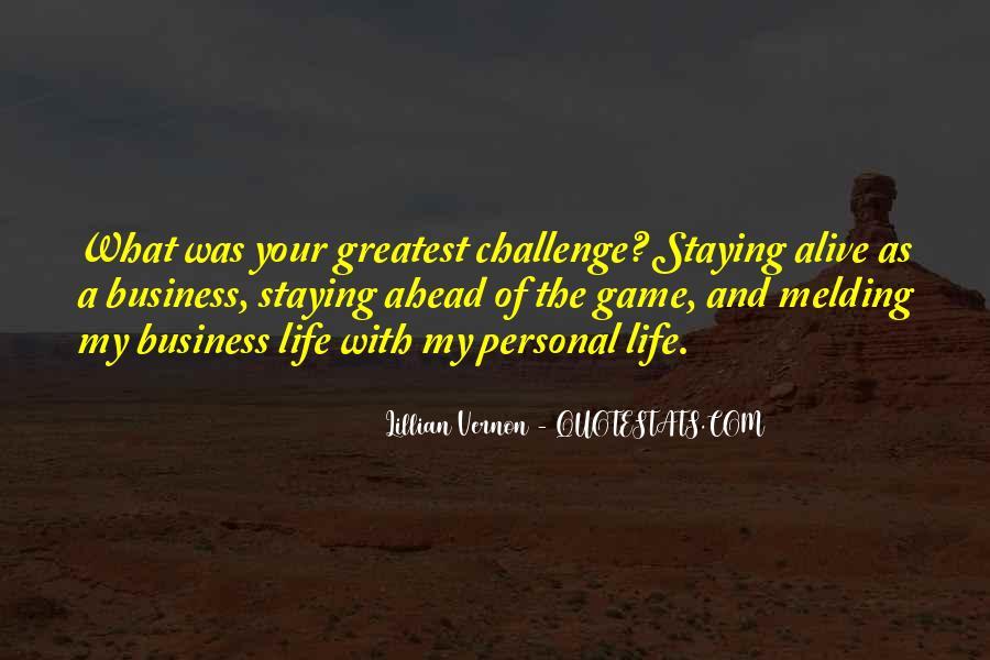 Lillian Vernon Quotes #1020722
