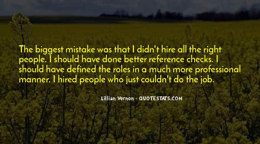 Lillian Vernon Quotes #1640802