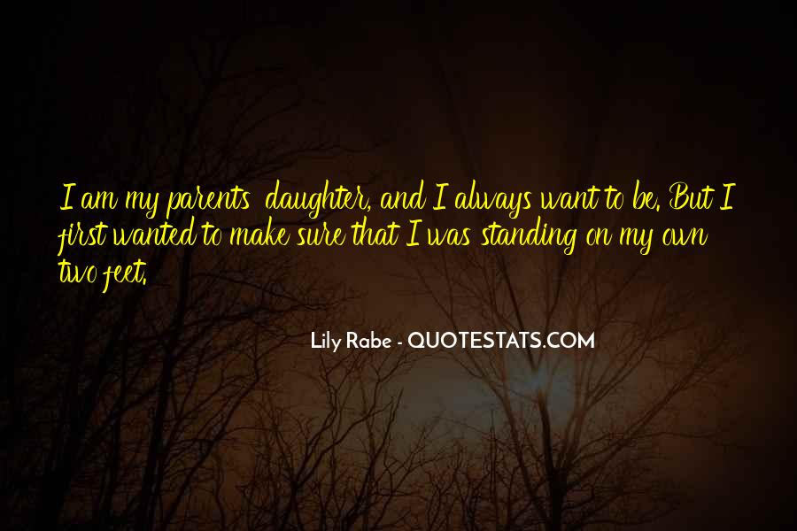 Lily Rabe Quotes #679825