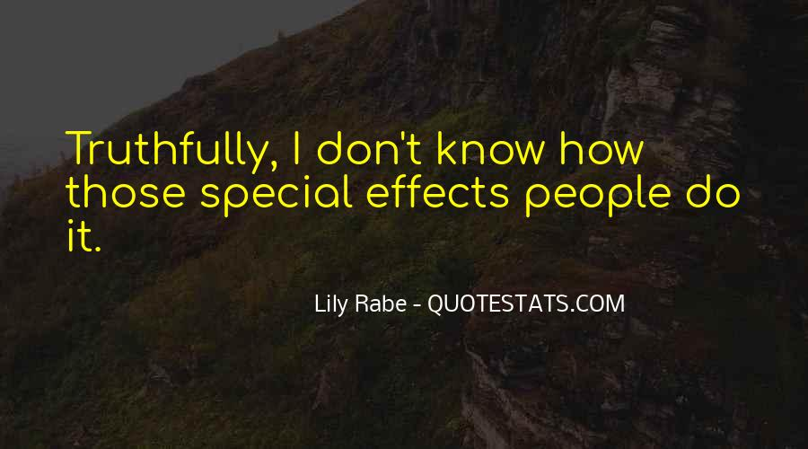 Lily Rabe Quotes #7325