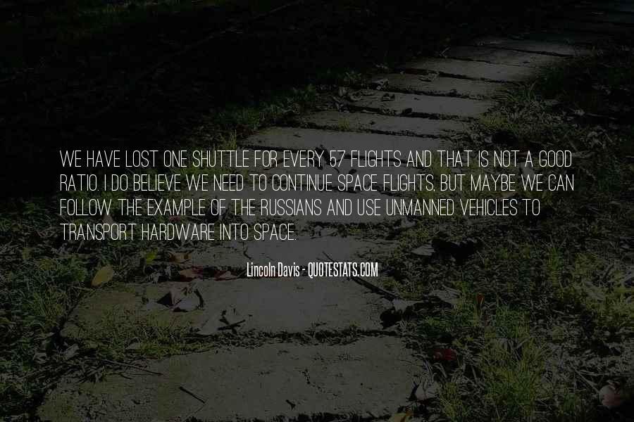 Lincoln Davis Quotes #490269