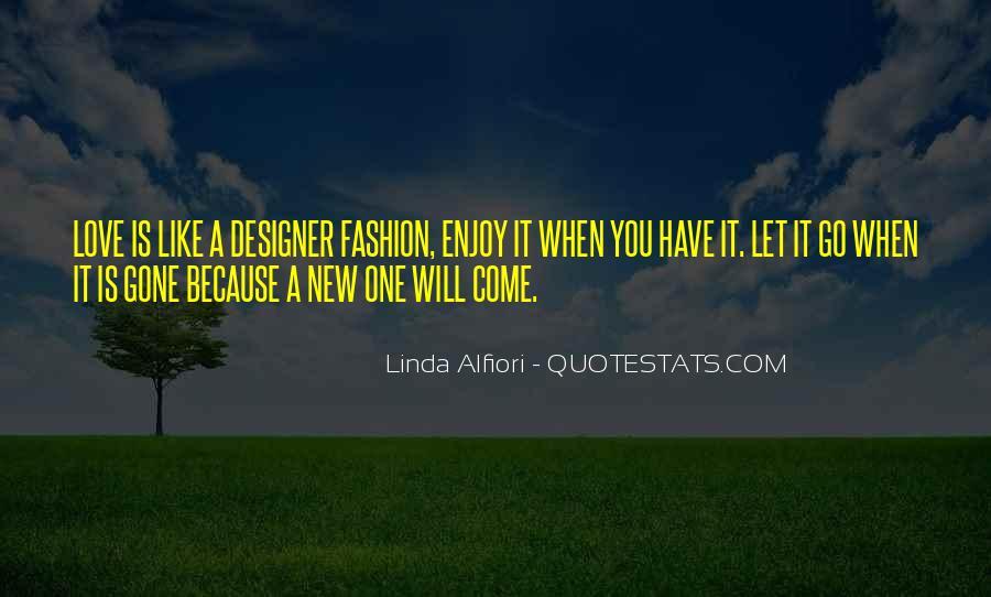 Linda Alfiori Quotes #139897