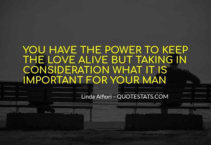 Linda Alfiori Quotes #1626551