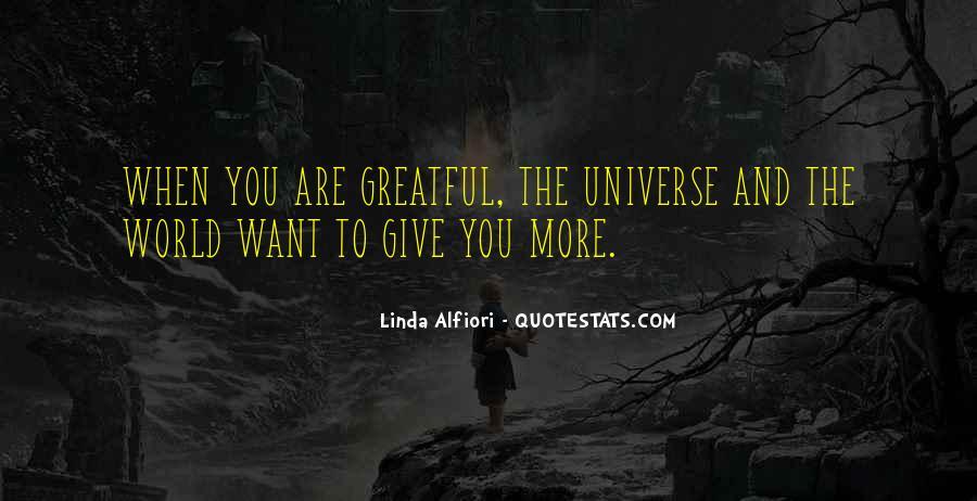 Linda Alfiori Quotes #1732349