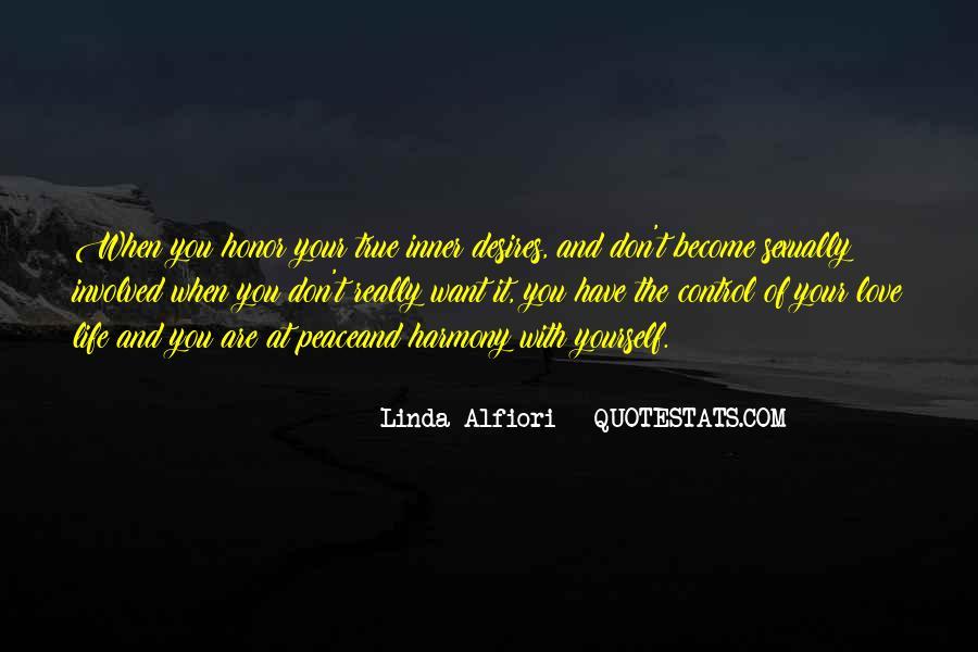 Linda Alfiori Quotes #199979