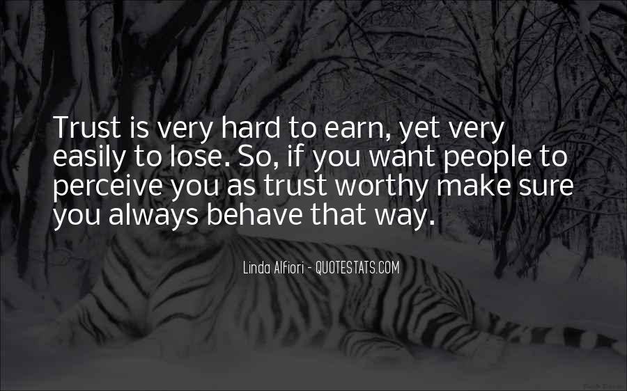 Linda Alfiori Quotes #946984