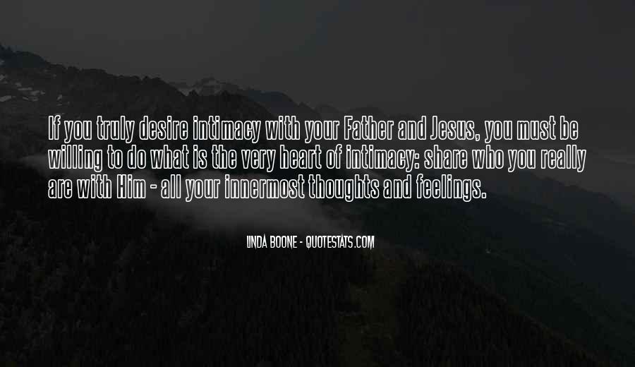 Linda Boone Quotes #1398962