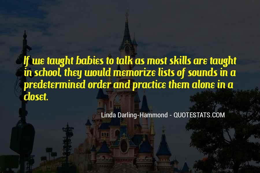 Linda Darling-Hammond Quotes #1302975