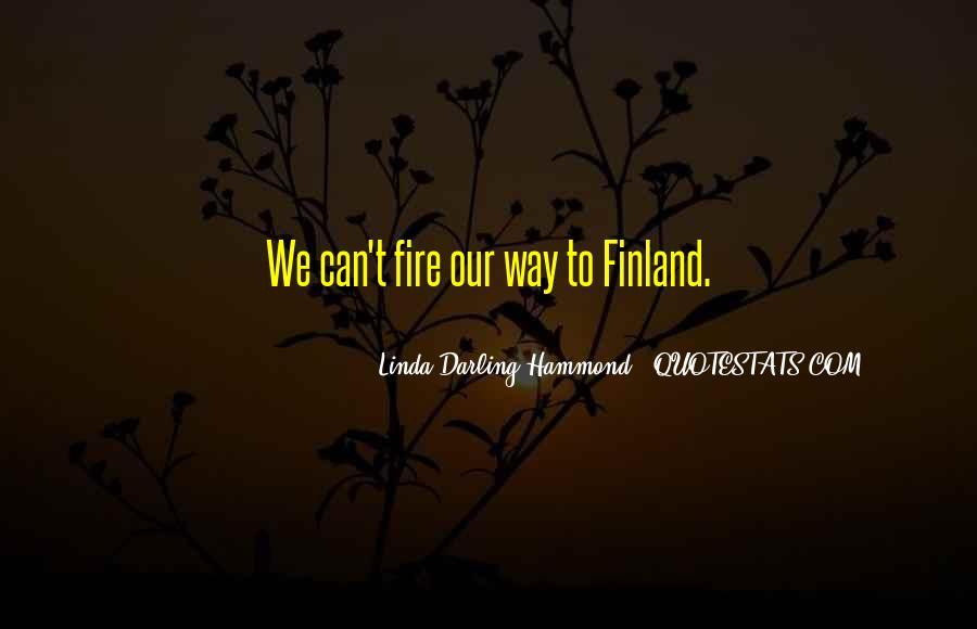 Linda Darling-Hammond Quotes #1334721