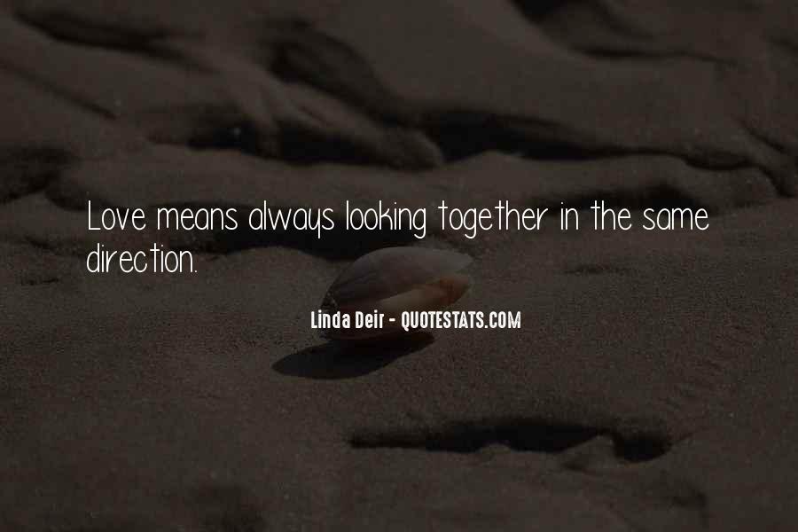 Linda Deir Quotes #1418046