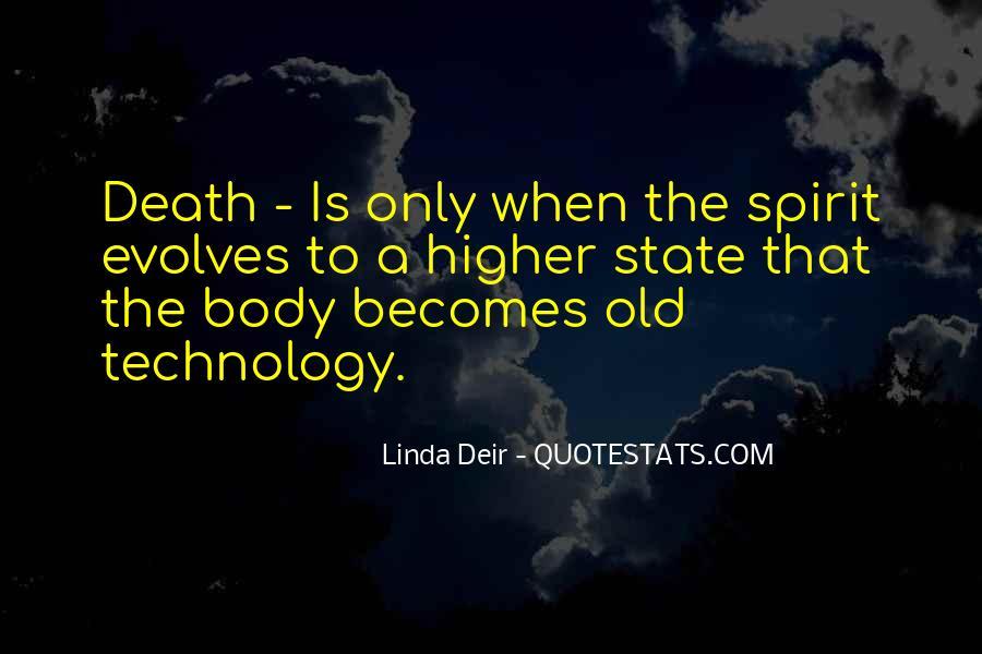 Linda Deir Quotes #1521487