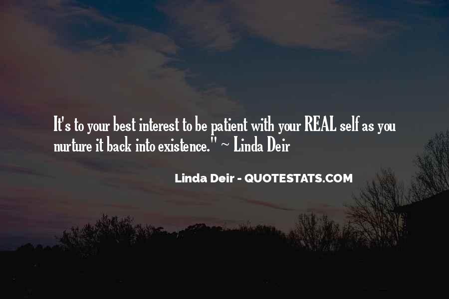Linda Deir Quotes #1618426