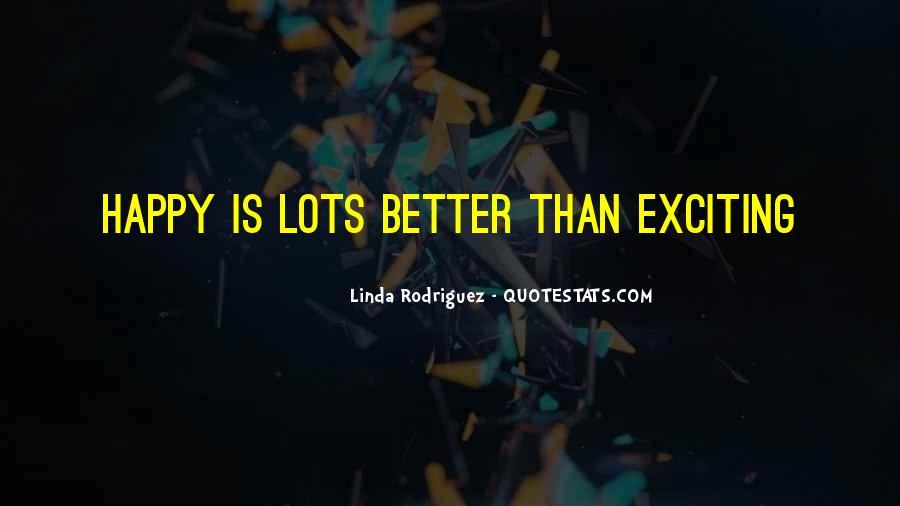 Linda Rodriguez Quotes #1466567