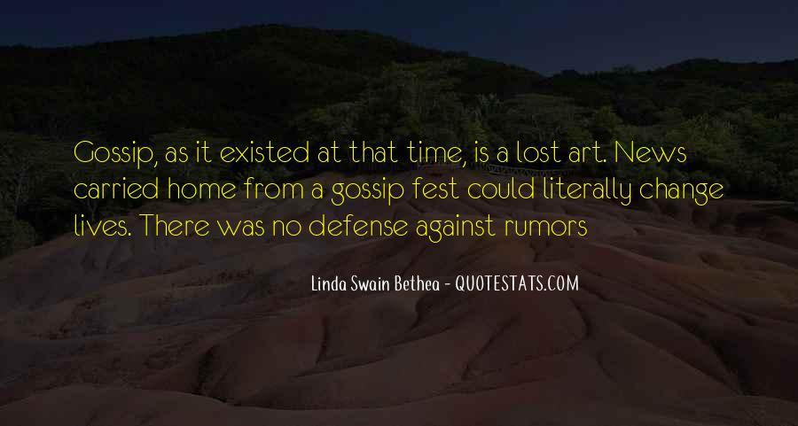 Linda Swain Bethea Quotes #1803830
