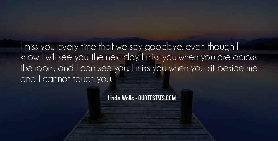 Linda Wells Quotes #1095017