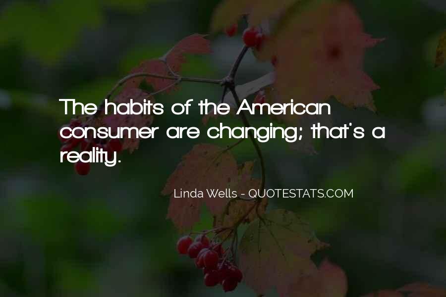 Linda Wells Quotes #8263
