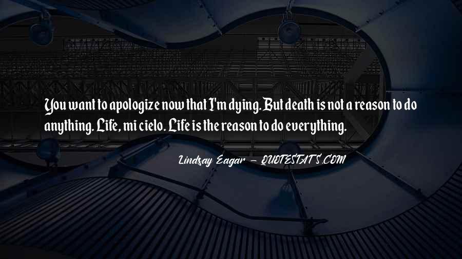 Lindsay Eagar Quotes #1533680