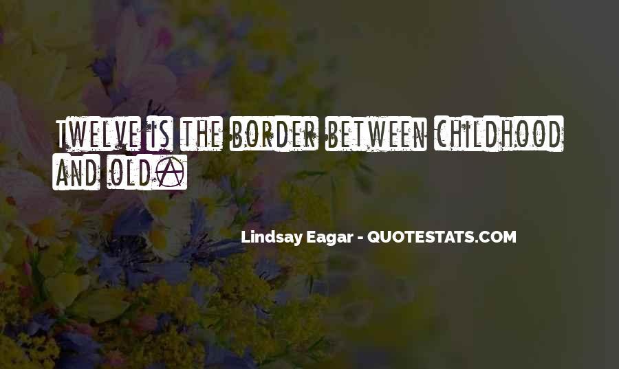 Lindsay Eagar Quotes #16126