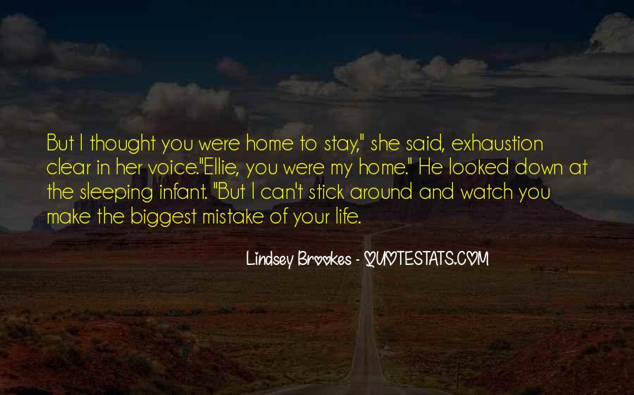 Lindsey Brookes Quotes #1213894