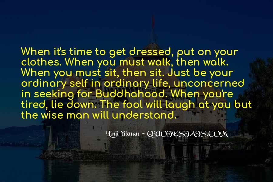 Linji Yixuan Quotes #916383
