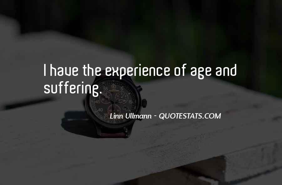 Linn Ullmann Quotes #233902